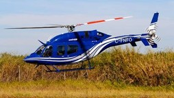 Bell Helicopter expone las aeronaves Bell 429 MAGnificient, Bell 407GXP y Bell 505 Jet Ranger X