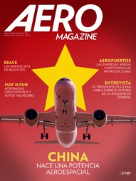 Capa Revista AERO Magazine América Latina 15 - CHINA