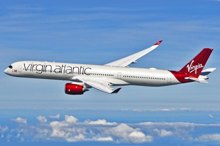 Virgin Atlantic se declara en bancarrota