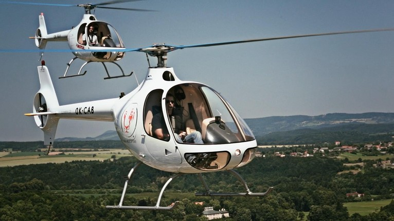 Helicopters Guimbal vende el 200º Cabri G2