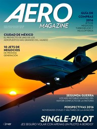 Capa Revista AERO Magazine América Latina 1 - Single-Pilot