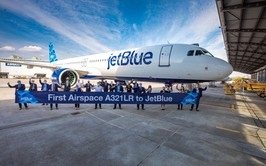 JetBlue recibió su primer A321LR [Con video]