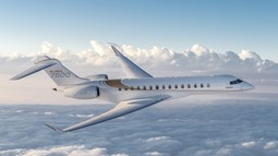 Otros cinco Global 7500 para HK Bellawings Jets