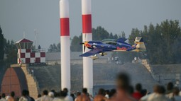 Red Bull Air Race llega a su fin